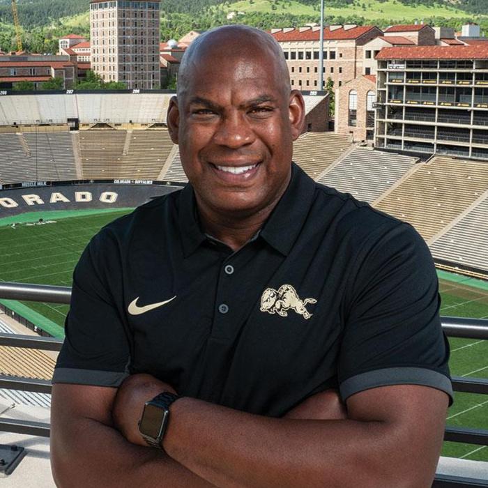 Mel Tucker Placed Head Football Coach, University of Colorado, now Head Football Coach, Michigan State