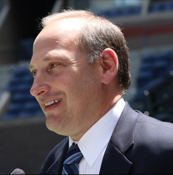 Danny Zausner Placed Managing Dir., now Chief Operating Officer, USTA